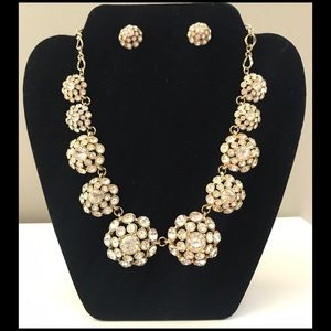 Kate Spade Sparkly Jewelry Set